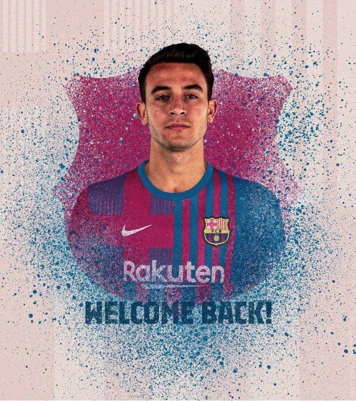 رسمی: اریک گارسیا به بارسلونا پیوست